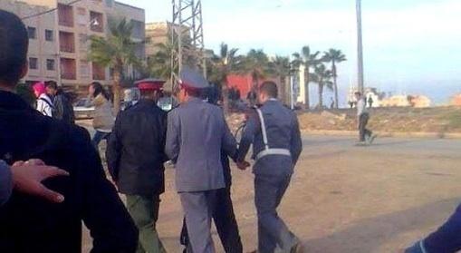 سالا زمان الحكرة.. الحبس لجضارمي ابتز مول حانوت في إمنتانوت