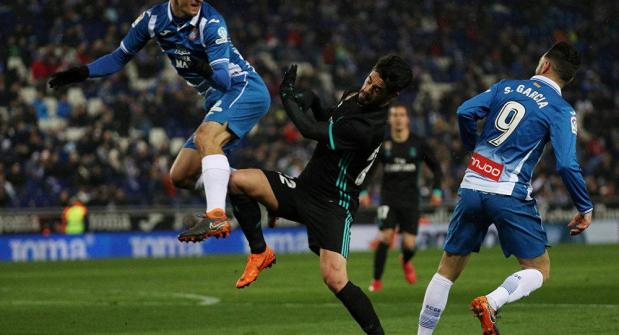 الدوري الإسباني.. إسبانيول يوقف انتصارات ريال مدريد(فيديو)