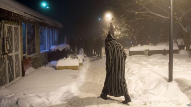 اليوم الثلاثاء.. الشتا والثلج والبرد