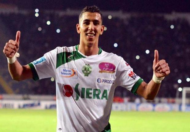 بعد إتمام صفقة انتقاله إلى جنوى الإيطالي.. الياميق يودع الجماهير الرجاوية