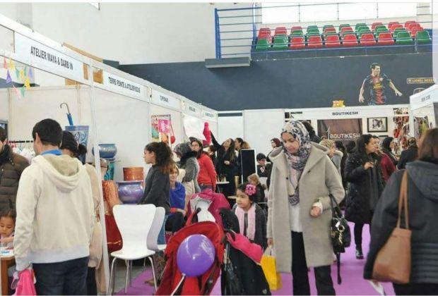 """اللي باغي يتقدّا.. النسخة الثانية من معرض """"مبيعات الشتاء"""" في كازا"""