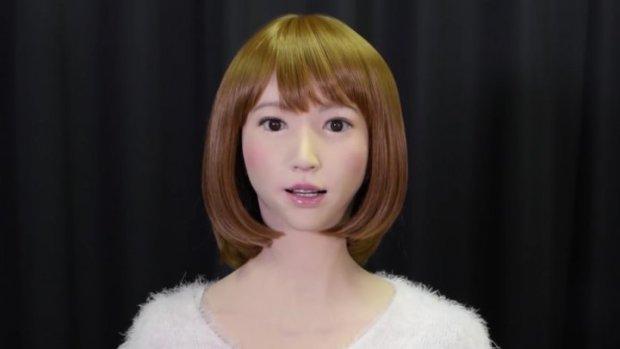 بالفيديو.. الروبوت إيريكا ستقدم نشرة الأخبار الرسمية في اليابان!!