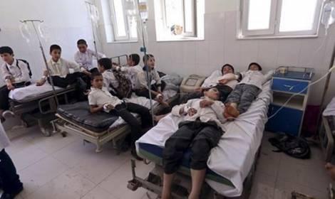 تازة.. نقل 87 تلميذا إلى المستشفى بعد استنشاقهم لغاز البوتان