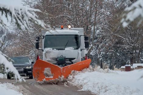 اعمارة: حيدنا الثلوج من 5880 كيلومتر من الطرق