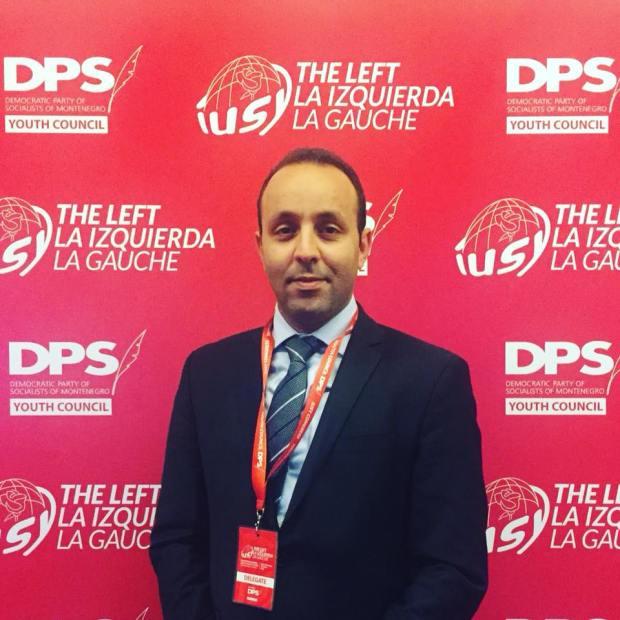 ممثل الشبيبة الاشتراكية في مؤتمر اليوزي: لا تعليق