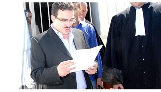 القاضي يؤخر الجلسة إلى حين إحضاره من السجن.. تفاصيل من انطلاق محاكمة بوعشرين