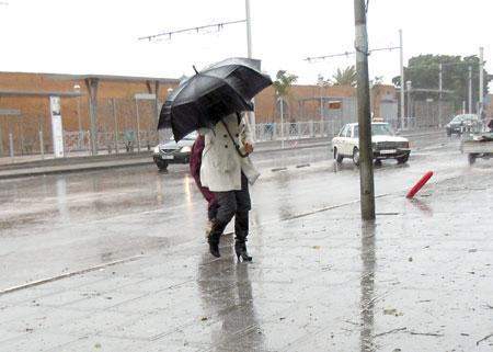 ردو بالكم.. ويكاند الأمطار الرعدية والرياح القوية