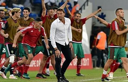 يواجه منتخب أوزبكستان.. آخر ظهور للمنتخب الوطني في المغرب