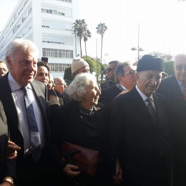 اليوسفي: مذكراتي جزء من إرث مغربي… وهذه رسالتي للأجيال الجديدة