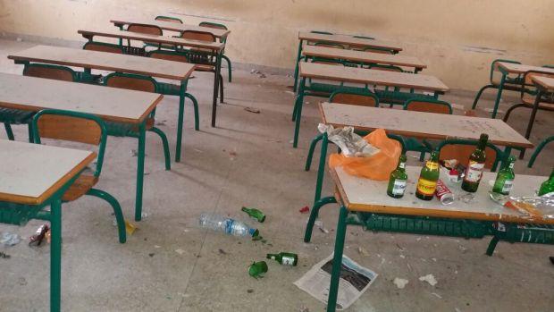 بالفيديو والصور من آسفي.. الشراب والحيحة في القسم!
