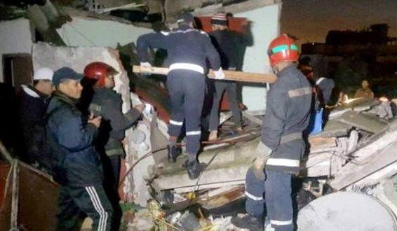 انهيار جزئي وهدم بعد وفاة.. وزارة الإسكان تتحرك في كازا
