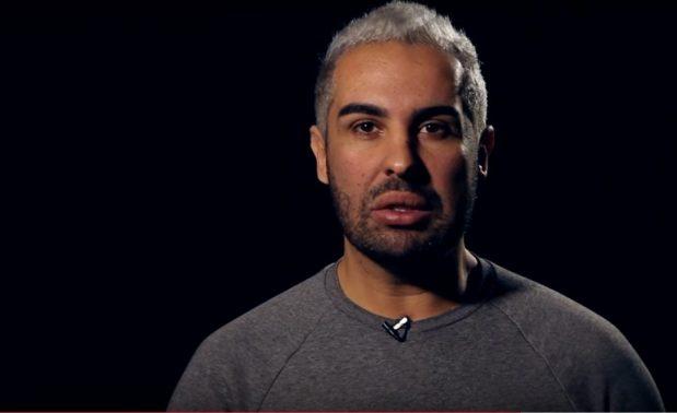 """دوك صمد معلقا على فيديو """"الاغتصاب في الشارع العام"""": إيوا فينكم؟؟"""