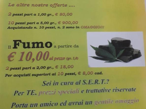 إيطاليا.. مغاربة كيبيعو المخدرات بطريقة الأسواق التجارية الكبرى!