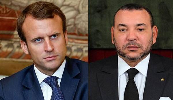 عملية احتجاز رهائن في فرنسا.. الملك يوجه برقية إلى إيمانويل ماكرون