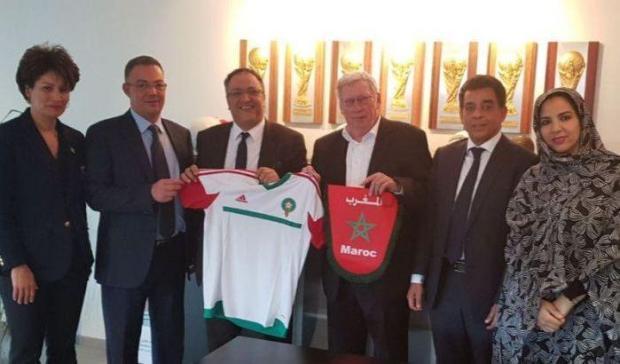 خبر سيخرص المشككين.. السفارة البلجيكية تنشر رسميا دعم بلادها لملف ترشيح المغرب لمونديال 2026