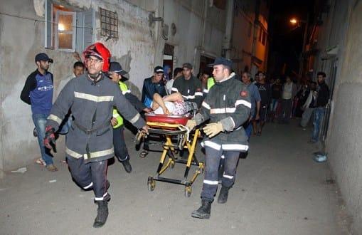 وزان.. وفاة طفلة وإصابة 4 أشخاص في انفجار قنينة غاز