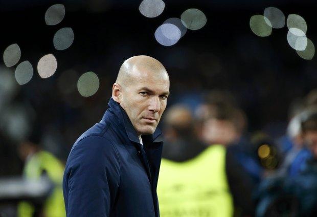 قال إن الأمور سارت بسرعة هائلة.. زيدان مامزعزعش من ريال مدريد