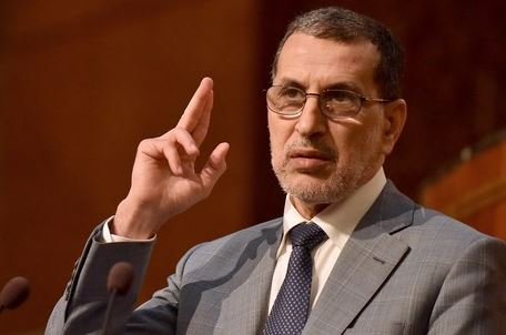 قال إن حكومته ليس من حقها الكشف عنها.. العثماني ما بغاش يهضر على ملفات الفساد قدام الصحافيين