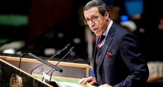 عمر هلال: مجلس الأمن يعزز موقف المغرب وحزمه إزاء استفزازات البوليساريو