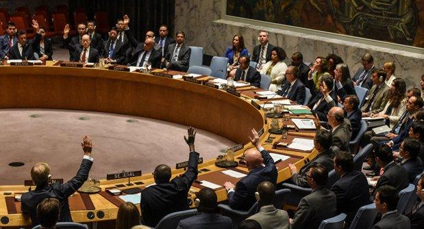 مجلس الأمن الدولي.. رفض مشروع قرار روسي بشأن سوريا