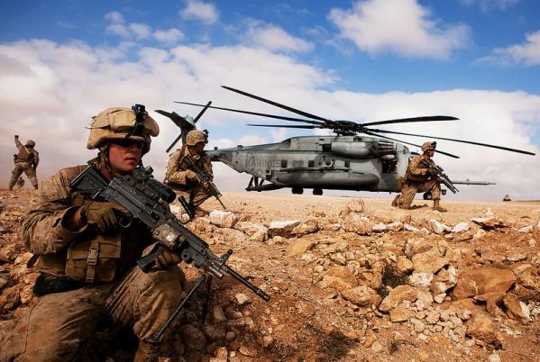 """بمشاركة وحدات ومراقبين عسكريين من 15 بلدا.. انطلاق مناورات """"الأسد الإفريقي 2018"""""""
