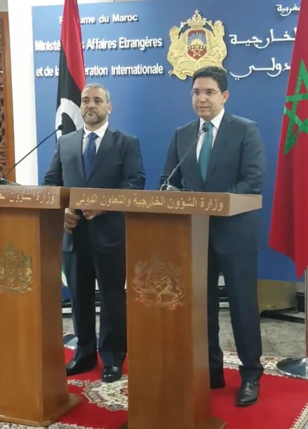 بوريطة: اتفاق الصخيرات إطار سياسي لمرحلة انتقالية في ليبيا