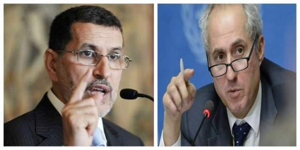 العثماني يرد على المتحدث باسم الأمم المتحدة: سنقدم كل التفاصيل حول انتهاكات الانفصاليين للقانون الدولي في المنطقة العازلة