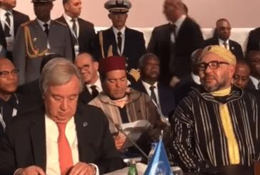 حمل المسؤولية للجزائر.. الملك يحذر الأمين العام للأمم المتحدة من استفزازات البوليساريو