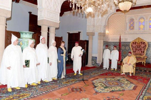 دبلوماسية.. الملك يعين عددا من السفراء الجدد
