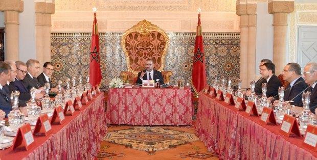 الرباط.. الملك محمد السادس يترأس مجلسا وزاريا