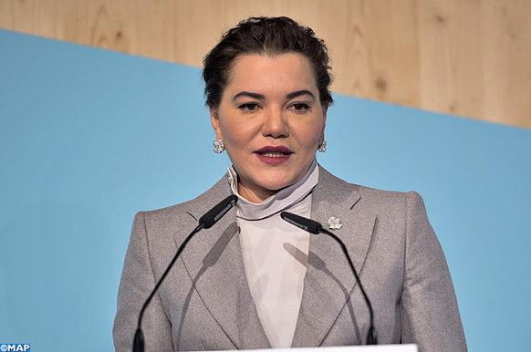 الكونغو.. تعيين الأميرة للا حسناء سفيرة للنوايا الحسنة للجنة المناخ لحوض الكونغو