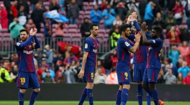 39  مباراة بدون هزيمة.. برشلونة يفوز على فالنسيا