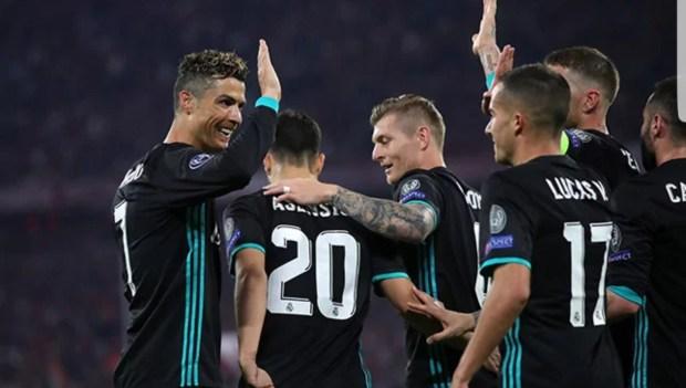 فاز في مباراة الذهاب.. ريال مدريد يقلب الطاولة على بايرن ميونخ