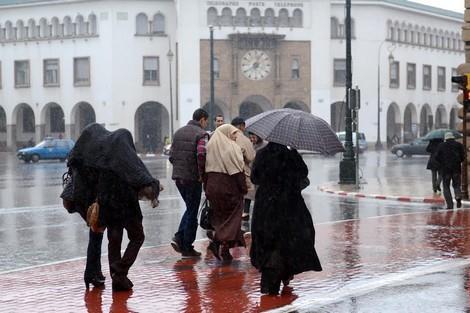 أعلى نسبة في الرباط.. مقاييس الأمطار خلال 24 ساعة