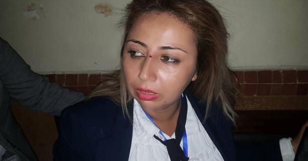 تنديد وتضامن.. النقابة الوطنية تستنكر اعتداء محامي على صحافية