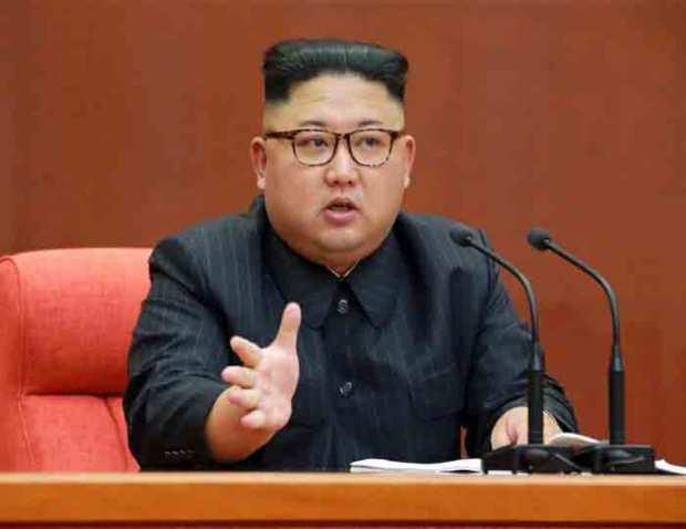 قابل يتحاور مع اليابان.. زعيم  كوريا الشمالية جمع راسو!