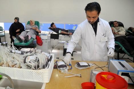 المغاربة متضامنين.. 13 ألف كيس من الدم بفضل التبرعات