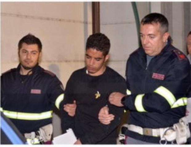 ما عطلوهش.. الأمن الإيطالي يلقي القبض على سجين مغربي ساعات بعد فراره من مستشفى