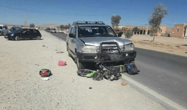 حادثة سير.. خليجي يقتل سائق دراجة نارية في مراكش