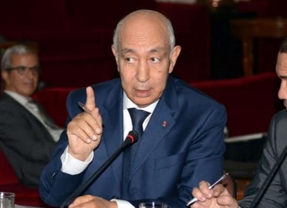 قال إن تقارير مجلسه تبقى حبرا على ورق.. جطو كاعي