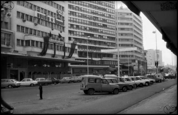 كازا بيض وكحل (7).. شارع الجيش الملكي (صور)