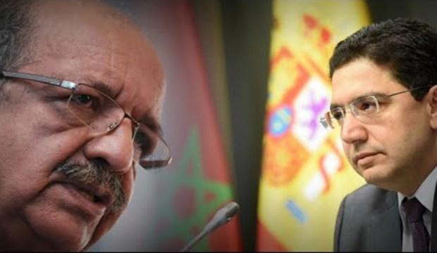 """ردت على تصريحات بوريطة.. الجزائر خدامة بـ""""ضربني وبكى سبقني وشكى"""""""