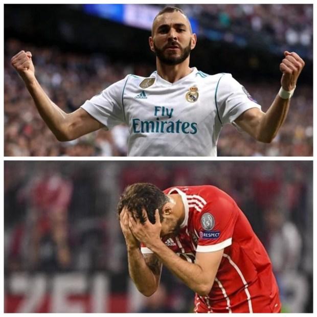 إلى كييف.. بنزيما يقود ريال مدريد إلى نهاية دوري أبطال أوروبا
