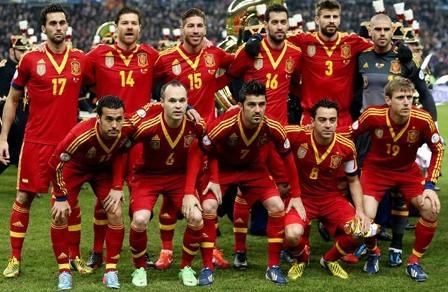 لوبيتيغي يعلن لائحة المنتخب الإسباني.. الرعب الكروي كيتسنّى رونار ووليداتو!