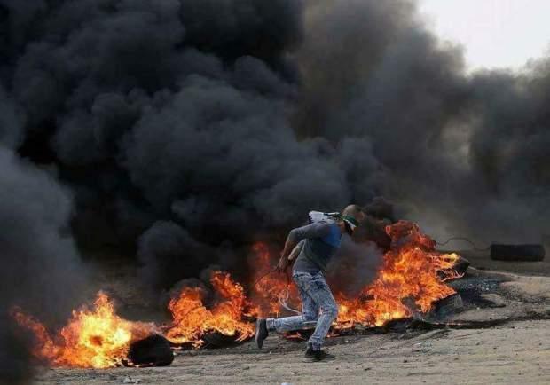 مجزرة غزة.. إدانة عربية ودولية