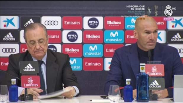 غفلهم.. زيدان يغادر ريال مدريد