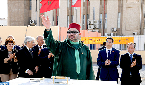 بعد مستشفى مولاي عبد الله.. الملك يعطي انطلاقة إنجاز مركب ثقافي في سلا
