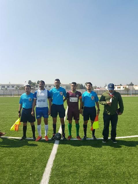 عين السبع/ كازا.. 200 درهم اللي بغا يلعب كرة فرمضان!!
