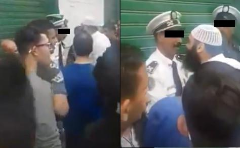 تطوان.. البوليس يوضح حقيقة فيديو الرشوة