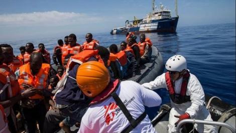 على متن ثمانية مراكب.. إسبانيا تنقذ عشرات الحراكة